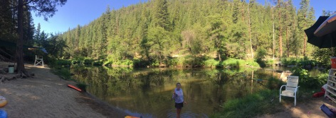Feather River Camp