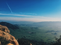 Bishop's Peak, San Luis Obispo